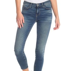 NWOT Current/Elliott The Stiletto Whiskered Jeans